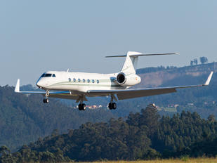 EC-KUM - Gestair Gulfstream Aerospace G-V, G-V-SP, G500, G550