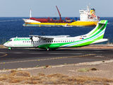 EC-MNN - Binter Canarias ATR 72 (all models) aircraft