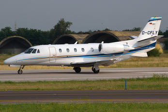 D-CFLY - Air Hamburg Cessna 560XL Citation XLS