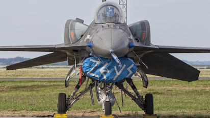 509 - Greece - Hellenic Air Force Lockheed Martin F-16C Fighting Falcon