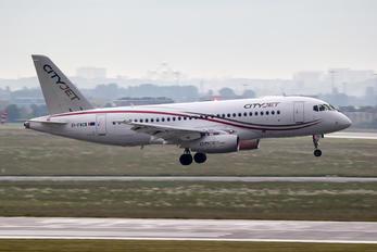 EI-FWC - CityJet Sukhoi Superjet 100