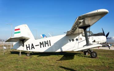 HA-MHI - Budapest Aircraft Service Antonov An-2