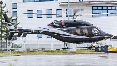 SP-DOT - Private Bell 429 Global Ranger