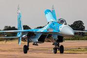 58 - Ukraine - Air Force Sukhoi Su-27P aircraft