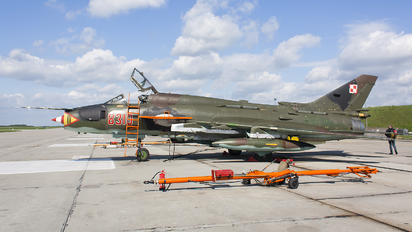 8310 - Poland - Air Force Sukhoi Su-22M-4