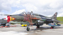 706 - Poland - Air Force Sukhoi Su-22UM-3K aircraft