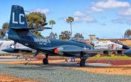 124988 - USA - Marine Corps McDonnell F2H-2 Banshee aircraft