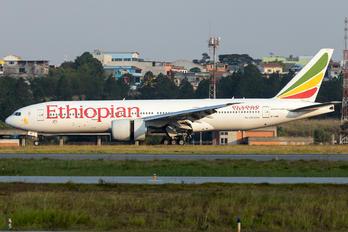 ET-ANO - Ethiopian Airlines Boeing 777-200LR