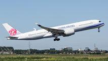 B-18912 - China Airlines Airbus A350-900 aircraft