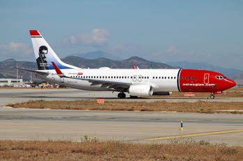 EI-FVX - Norwegian Air International Boeing 737-800