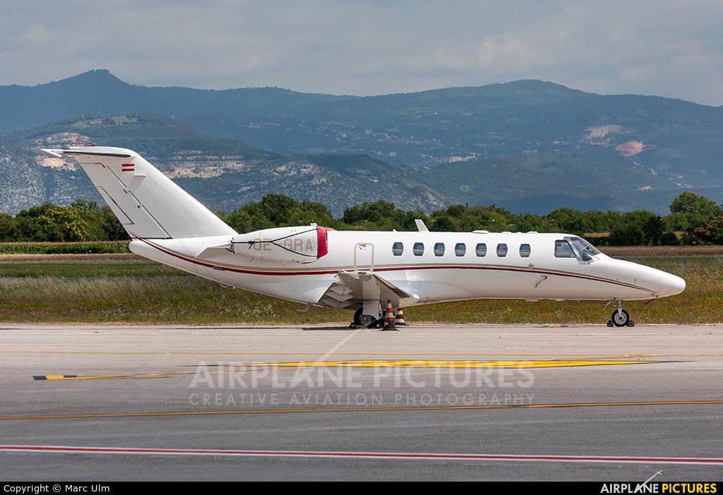 Rath Aviation OE-GRA aircraft at Brescia - Montichiari