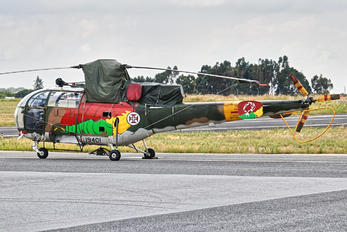 19401 - Portugal - Air Force Aerospatiale SA-319B Alouette III