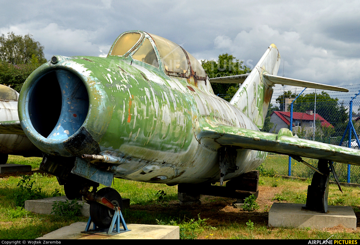 Poland - Air Force 6008 aircraft at Dęblin - Museum of Polish Air Force