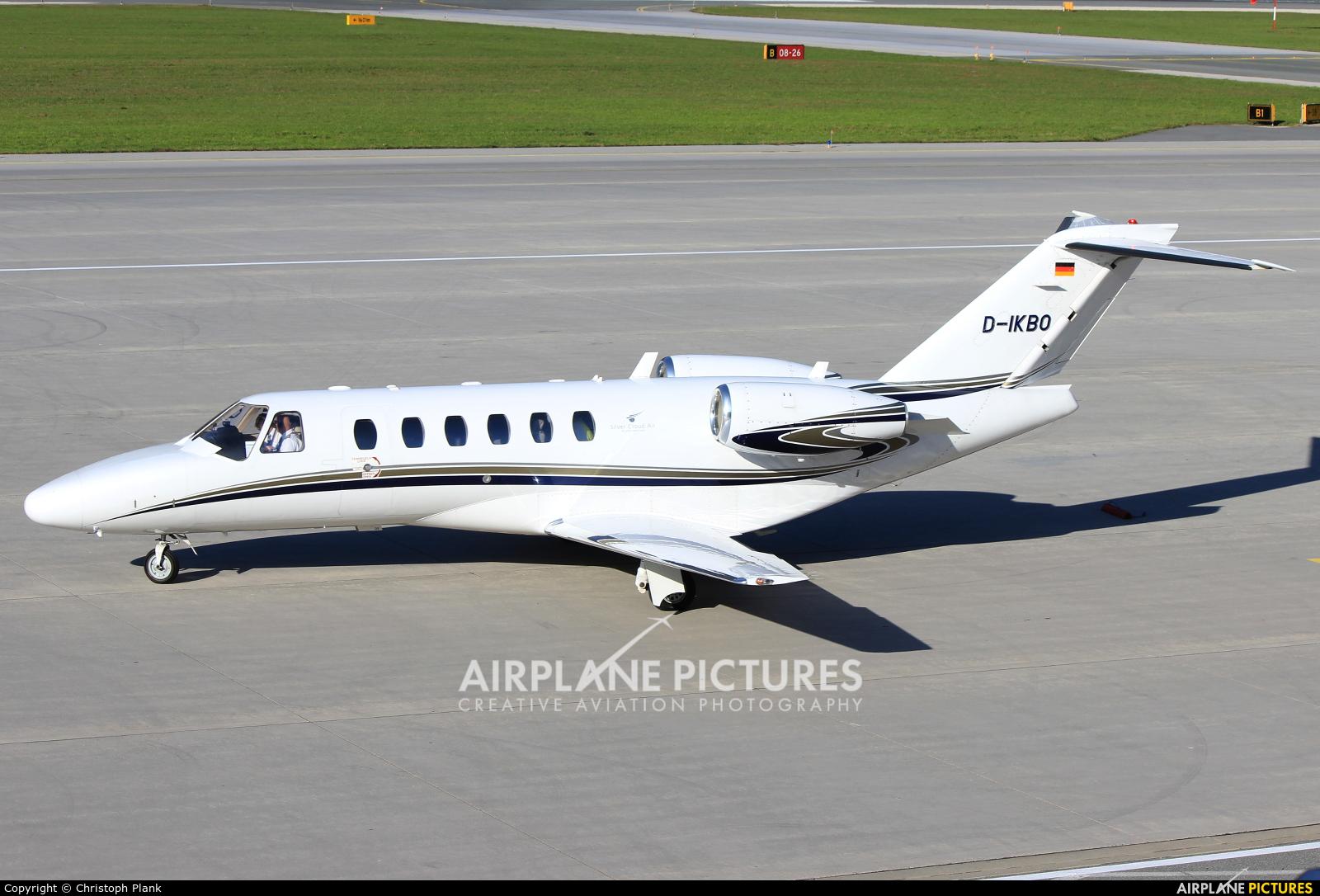 Silver Cloud Air D-IKBO aircraft at Innsbruck