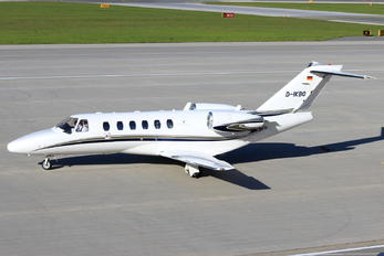 D-IKBO - Silver Cloud Air Cessna 525A Citation CJ2