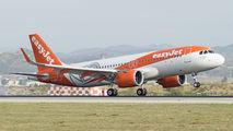 G-UZHC - easyJet Airbus A320 NEO aircraft