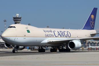 HZ-AI3 - Saudi Arabian Cargo Boeing 747-8F