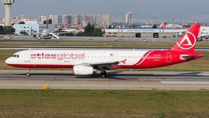TC-ETF - Atlasglobal Airbus A321