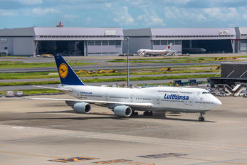 D-ABYC - Lufthansa Boeing 747-8