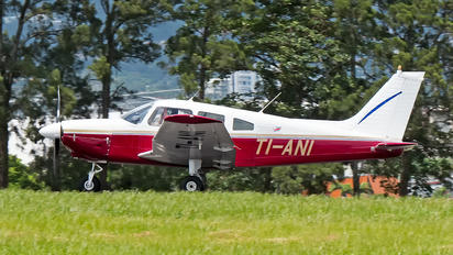 TI-ANI - ECDEA - Costarican School Of Aviation Piper PA-28 Archer