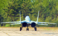 14 RED - Belarus - Air Force Mikoyan-Gurevich MiG-29 aircraft