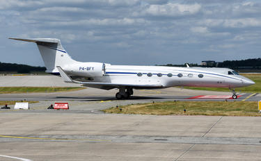 P4-BFY - Private Gulfstream Aerospace G-V, G-V-SP, G500, G550