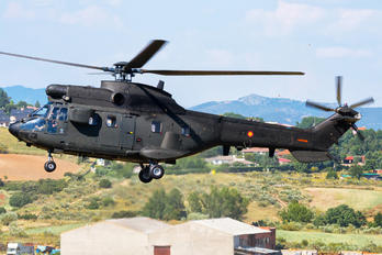 HU.21-07 - Spain - Army Aerospatiale AS332 Super Puma