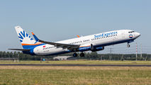 TC-SOA - SunExpress Boeing 737-800 aircraft