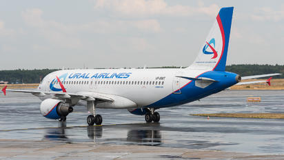VP-BMT - Ural Airlines Airbus A320