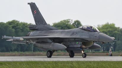 4044 - Poland - Air Force Lockheed Martin F-16C Jastrząb
