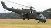 736 - Poland - Army Mil Mi-24V aircraft