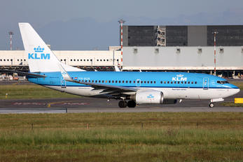 PH-BGR - KLM Boeing 737-700