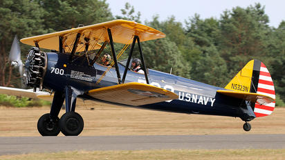 N5323N -  Boeing Stearman, Kaydet (all models)