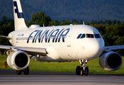 OH-LXA - Finnair Airbus A320 aircraft