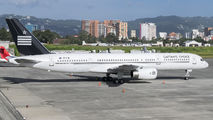 """Captain's Choice"" Boeing 757 visited Guatemala title="