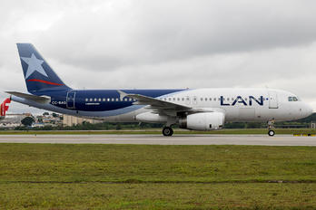 CC-BAG - LAN Airlines Airbus A320