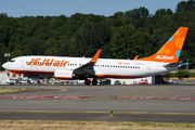 First flight of Jeju Air Boeing 737-800 title=