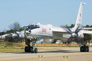 54 - Russia - Navy Tupolev Tu-142MK aircraft