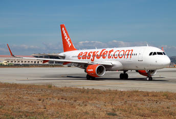 OE-IJY - easyJet Airbus A320