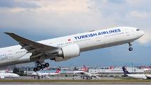 TC-JJH - Turkish Airlines Boeing 777-300ER aircraft