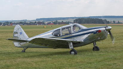 N3866K - Private Temco GC-1B Swift