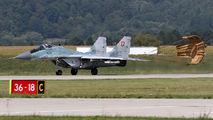 2123 - Slovakia -  Air Force Mikoyan-Gurevich MiG-29AS aircraft