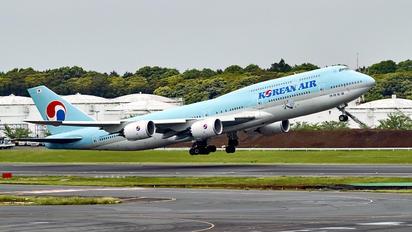 HL7632 - Korean Air Boeing 747-8