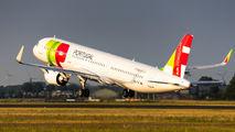 CS-TJI - TAP Portugal Airbus A321 NEO aircraft