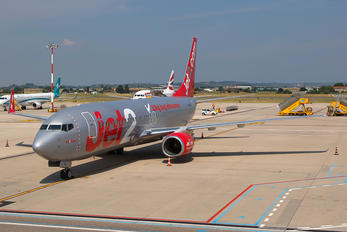 G-JZHB - Jet2 Boeing 737-800