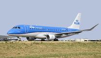 PH-EXX - KLM Cityhopper Embraer ERJ-175 (170-200) aircraft