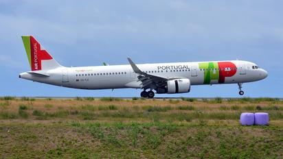 CS-TJI - TAP Portugal Airbus A321 NEO