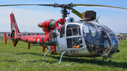 4084 - France - Army Aerospatiale SA-341 / 342 Gazelle (all models)