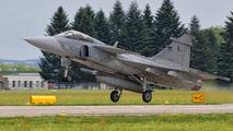 9245 - Czech - Air Force SAAB JAS 39C Gripen aircraft