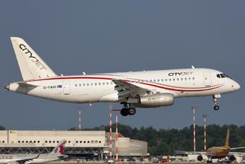 EI-FWA - CityJet Sukhoi Superjet 100